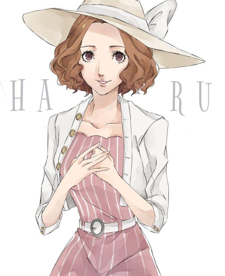 okumura haru persona207 - 【ペルソナ5】奥村春(おくむらはる)のエロ画像:イラスト その6