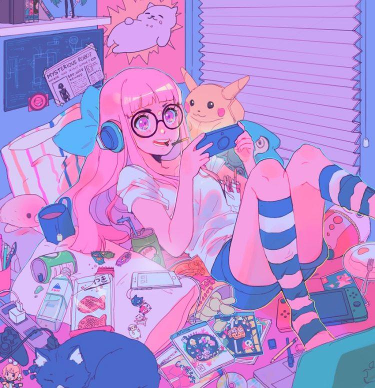 sakura futaba persona16 - 【ペルソナ5】佐倉双葉(さくらふたば)のエロ画像:イラスト