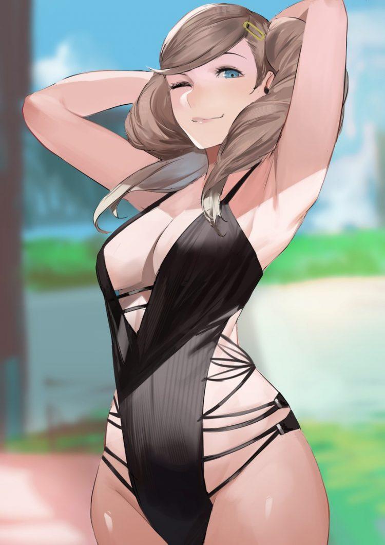 takamaki anne persona133 - 【ペルソナ5】高巻杏(たかまきあん)のエロ画像:イラスト その4